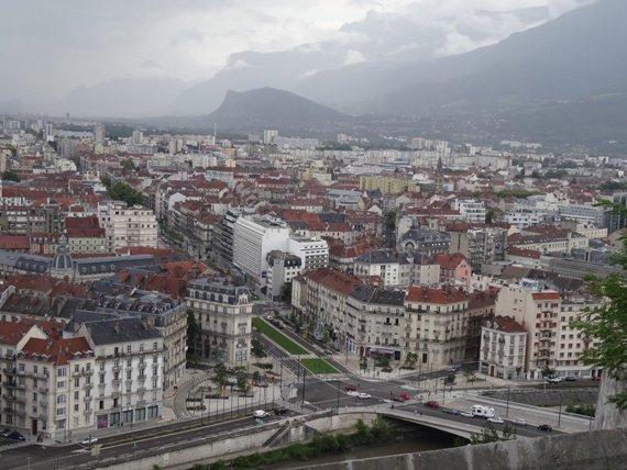Grenoble pluvieux (2)